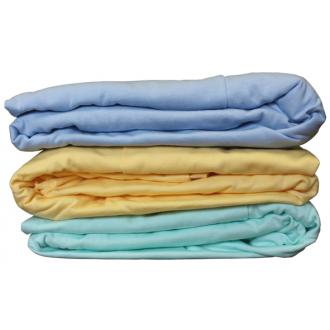 Drap housse sac de couchage 60 x 120 cm Jersey