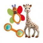 Set naissance Sophie La Girafe