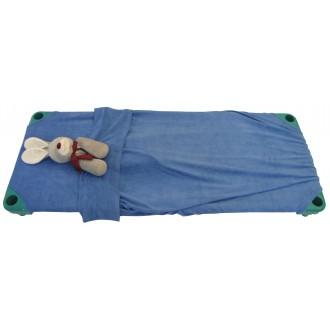 Drap plateau sac de couchage éponge stretch 58 x 130 cm