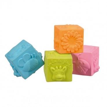 Cubes So'Pure Sophie la girafe