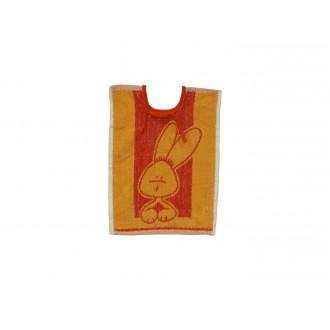 Bavoir Lacettes 30 x 40 cm Lapin