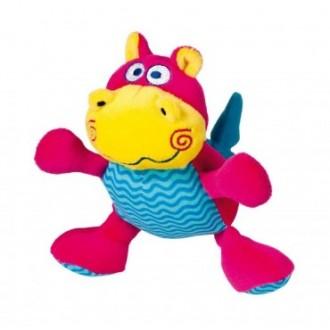 Hippo rieur