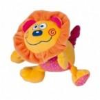 Lion rieur