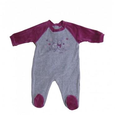 Pyjama Nounours Fille Absorba
