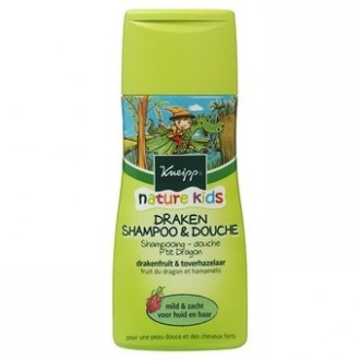 Shampoing & Douche Fruit du dragon  200 ml